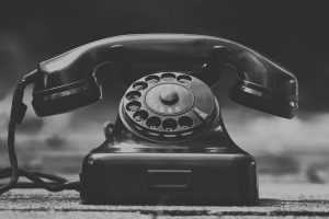 The courage to call ahead - how to make connections with trusts and foundations