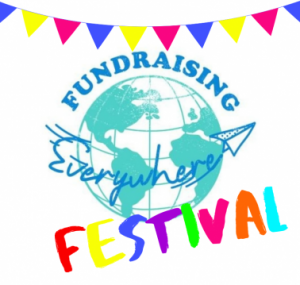 Fundraiaing Everywhere Festival logo