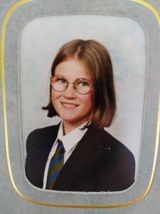 11 year old Caroline