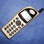 vodafone handset c. 1999